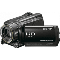 Sony HDR-CX 520