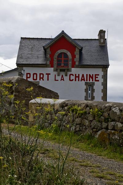 Leuchtturm von Port La Chaine - c 2011 Pit Aretz