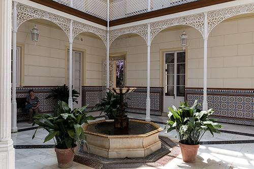 Das herrschaftliche Haus: Atrium