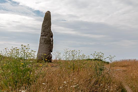 Menhir de Cam Louis