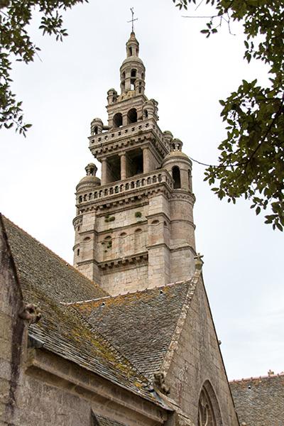 Notre Dame - Turmspitze
