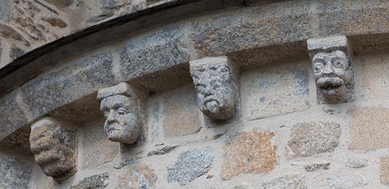Romanische Reste