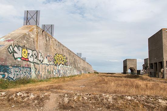 Atlantikwall-Zementfabrik